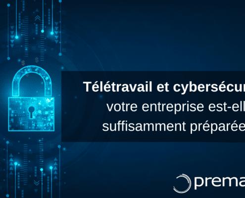 télétravail cybersécurité sécurité