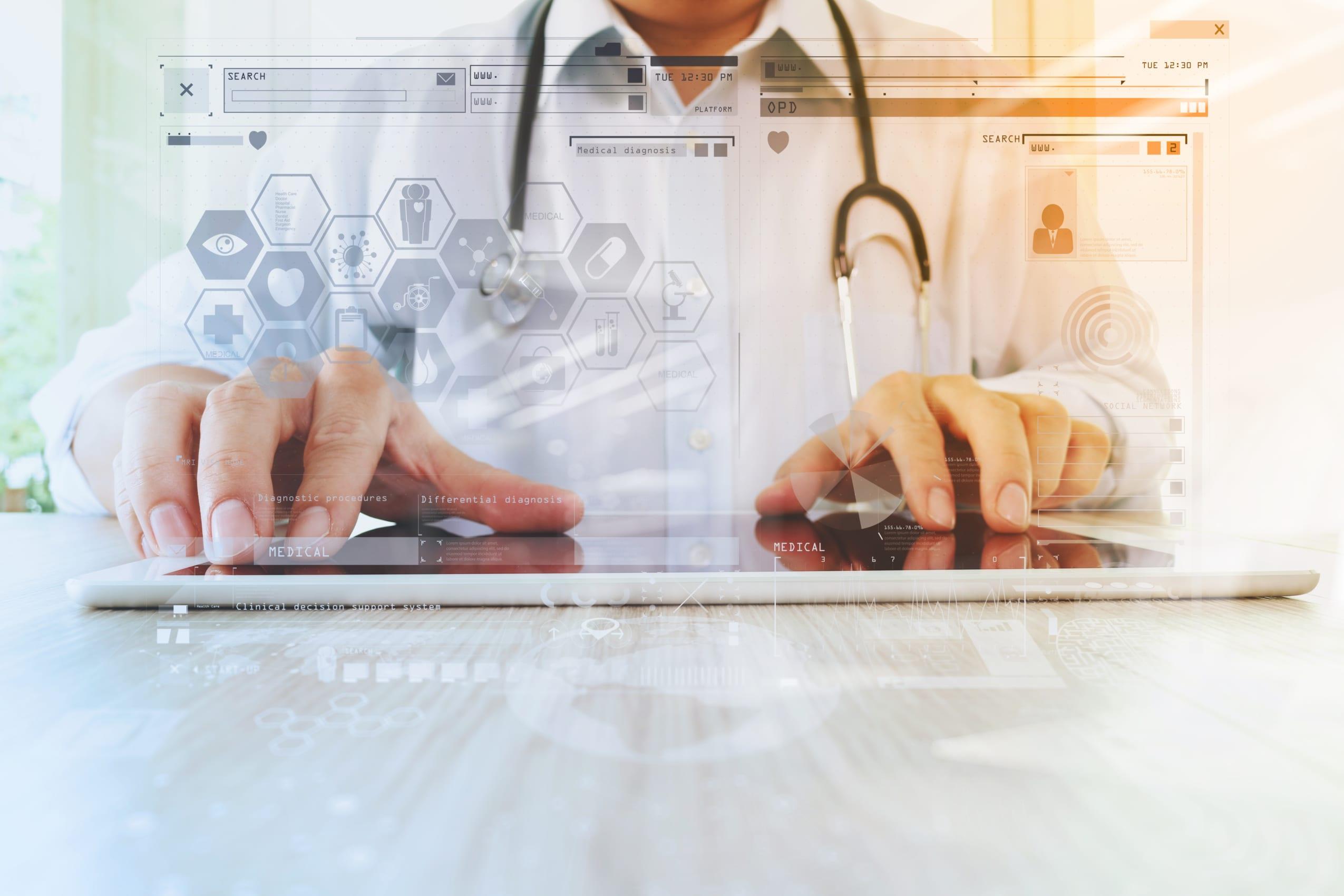suivi médical médecin-traitant aide-soignant infirmière médecins spécialistes innovation en santé professionnel de santé
