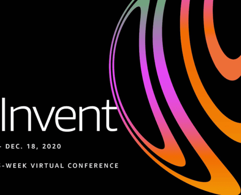 reinvent aws 2020