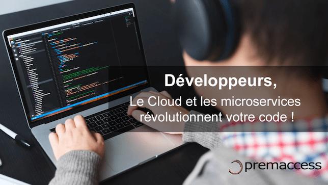 Développement serverless services managés cloud aws