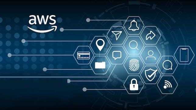 Amazon web service architecture serverless