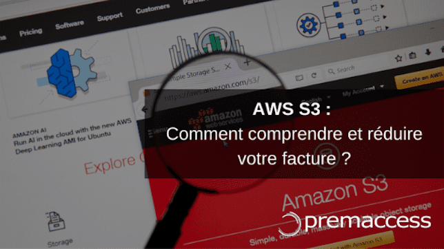 comment réduire votre facture sur Amazon S3