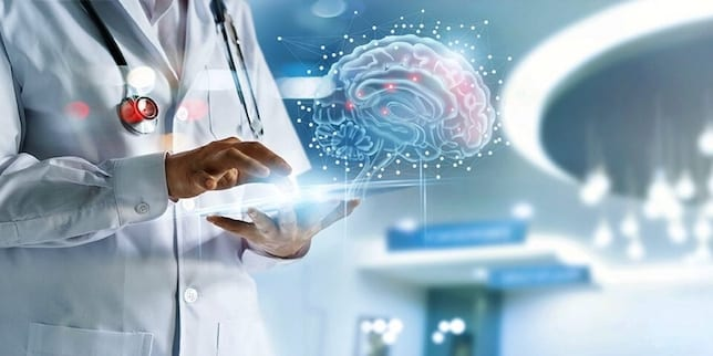 intelligence artificielle santé IA objets connectés start-up